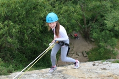 Youth Abseiling