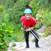 Abseiling activities for adults