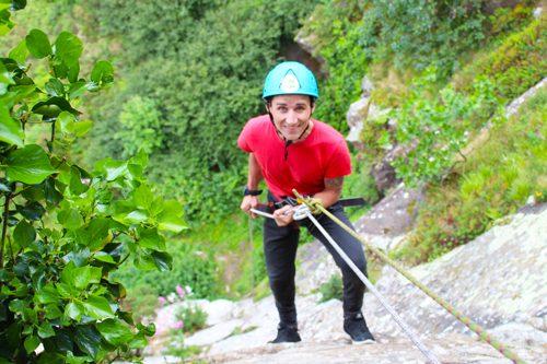 Taster Rock Climbing