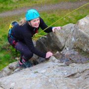 rope climbing Dublin