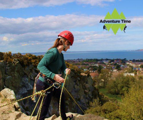 Adult Rock Climbing Courses